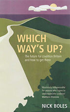 Which Way's Up?, New, Nick Boles Book