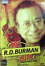 101 R D Burman Hits - Bollywood Songs DVD, 101 Songs In 3 DVD Set