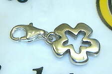 NWOT Brighton silver flower daisy spring clip clasp lobster claw charm NEW