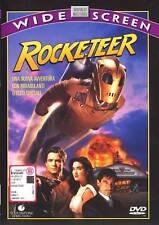 DISNEY Rocketeer - live Warner rarissimo