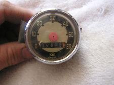Vintage VDO KM Gauge Tachometer Werke