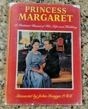 Princess Margaret : A Pictorial Record Of Her Life And Wedding 1960 RARE