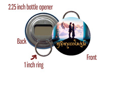 "The Princess Bride Rob Reiner Classic Love Story 2.25"" Bottle Opener"