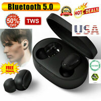 For Xiaomi Redmi Airdots TWS True Wireless Active Earbuds Twins Stereo Headset