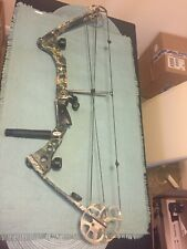 Parker Pheonix 34 Micro Lite Compound Bow 70 Lbs 29 Draw 5 Inch Cam 4 Bowfishing