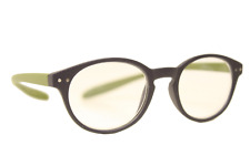 Cute Oval Reading Glasses 4 Color Choice Oval Readers Men Women +1.25 - 3.00