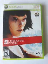 Microsoft Xbox 360 Mirror's Edge 2008 COMPLETE
