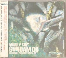 MOBILE SUIT GUNDAM 00 ANIME CD COLONNA SONORA 3 (NUOVO & SIGILLATO)