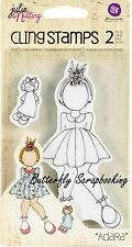 PRIMA Doll Stamp Set Cling Unmounted Rubber Stamps PRIMA MARKETING 910815 New
