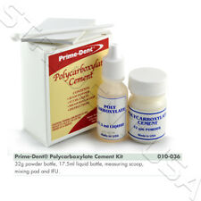 Prime Dent Polycarboxylate Luting Self Cure Cement Kit 010-036