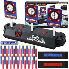 EXTSUD Electronic Digital Target, Electric Scoring Auto Reset Shooting Game