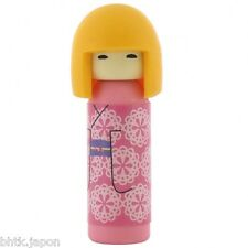 消しゴムGomma Iwako - Kokeshi rosa - Made in Japan - Import direct