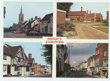 Bishops Stortford, Judges Multiview Postcard, B970