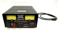 PYRAMID PS36KX 35-AMP POWER SUPPLY WITH BUILT-IN COOL FAN 12-15V DC