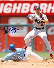 PETER KOZMA  ST. LOUIS CARDINALS  ACTION SIGNED 8x10