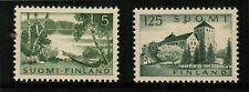 Finland Scott 380-381 Mint Nh (Catalog Value $24.90)