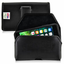 iPhone 8 Plus iPhone 7 Plus Holster Black Clip Otterbox Case Leather Turtleback