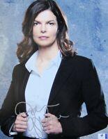 Jeanne Tripplehorn Signed Autographed 11X14 Photo Criminal Minds Silver GV728830