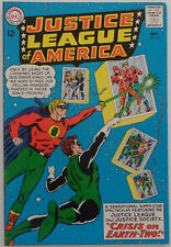 Justice League of America #22 (Sep 1963, DC). VFN, JSA x-over cont'd from #21