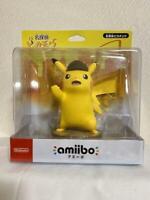 Nintendo amiibo Great Detective Pikachu Pokemon Series