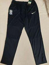 BNWT Birmingham City Nike Dri Fit Tracksuit Bottoms BCFC Size UK XL Adults KRO
