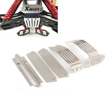 Stainless Steel Chassis Armor Skid Plate For Traxxas X-Maxx XMAXX Hollow Version