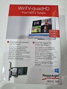 Hauppauge WinTV quadHD TV Tuner card