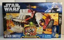 Hasbro - Star Wars: The Clone Wars - Republic Attack Shuttle (2011) Sealed