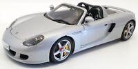 Autoart 1/18 Scale Model Car 78046 - Porsche Carrera GT - Silver