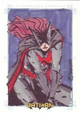 Batman Archives sketch (SketchaFEX) Tamura Batwoman
