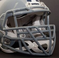 DALLAS COWBOYS NFL Riddell Speed BIG GRILL S2BDC-TX-LW Football Helmet Facemask
