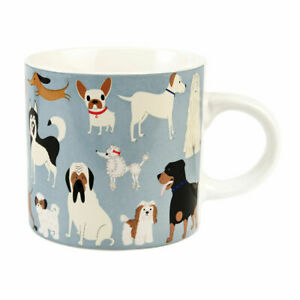 Coffee Tea Mug cup Rex London BEST IN SHOW MUG Dogs animals