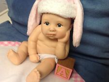 """Ashton Drake """"It's Not Easy Being Cute"""" Baby Doll by Sherry Rawn"""