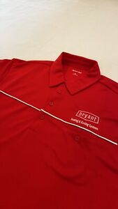 Bryant Heating & Cooling - Polo Shirt XL Red