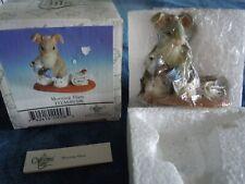 Charming Tails Morning Hare Bunny Rabbit Coffee 89/108 Nib Dean Griff