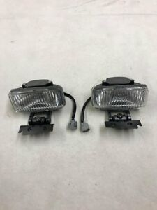2 x Fog Lamp Assembly 55055275AB 55055274AB for Jeep Cherokee XJ 1997-2001