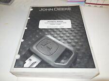 John Deere 550b Crawler Dozer 555b Loader Technical Repair Service Manual Tm1331