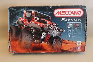 Meccano Evolution 6200 - 2 modèles, plus de 310 pièces - contenu NEUF