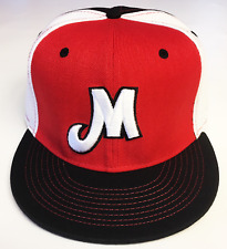 Portland Mavericks Fitted Hat The Battered Bastards of Baseball