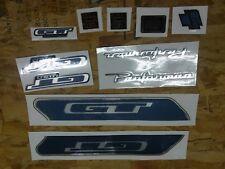 GT Performer Decal Kit Dyno Haro Redline Hutch GT