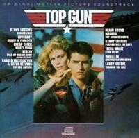 Top Gun (1986) Kenny Loggins, Loverboy, Berlin.. [CD]