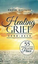 HEALING GRIEF CARD DECK NEW BOOK