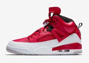 Nike Jordan Spizike UK 10 EUR 45 Gym Red Black White New 315371 603