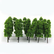 20Pcs Model Trees Train Railroad Diorama Wargame Park Scenery HO Scale Mini