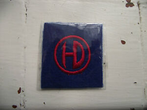 51ST HIGHLAND DIVISION Patch new