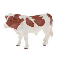 NIP Schleich 13641 Simmental Cow Breed Model Toy Farm Cow {{RETIRED}}