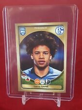 Leroy Sane Schalke Bayern Panini Fifa 365 2017 Rookie Sticker