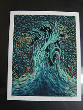 Temperance 2013 James Eads Limited Edition Giclee Art Print Signed Tarot