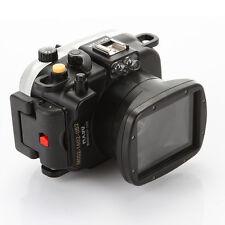 Meikon 40M Underwater Waterproof Diving Housing Hard Case for Sony HX90 Photo