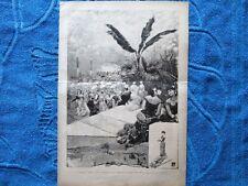 Il Carnevale di Napoli del 1882:Ballo di beneficenza per i danneggiati di Vienna